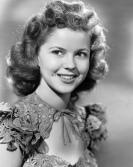 Una jovencísima Shirley Temple