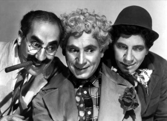 hermanos marx bros